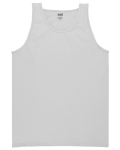 100% Preshrunk Cotton Tank