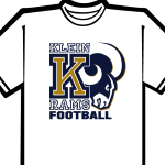 Klein Rams White Season BAW Shirt
