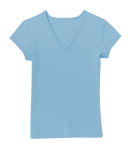 Women's Classic Fit V- Neck